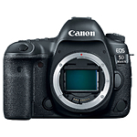 Canon EOS 5D Mark IV Digital SLR Camera Body Only with Canon Log