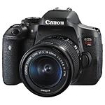 Canon EOS Rebel T6i Digital SLR Camera with 18-55mm IS STM Kit