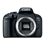 Canon EOS Rebel T7i Digital SLR Body Only