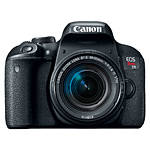 Canon EOS Rebel T7i Digital SLR with 18-55mm f/4-5.6 IS STM Lens