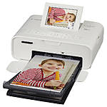 Canon SELPHY CP1300 Compact Photo Printer - White