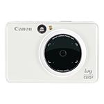 Canon IVY Cliq+ Instant Camera Printer + App (Pearl White)