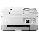 Canon PIXMA TR7020 Wireless Office All-In-One Printer (White)
