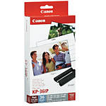 Canon KP-36IP Color Ink  and  Paper Set