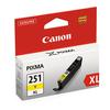 Canon CLI-251 XL High-Capacity Yellow Ink Cartridge