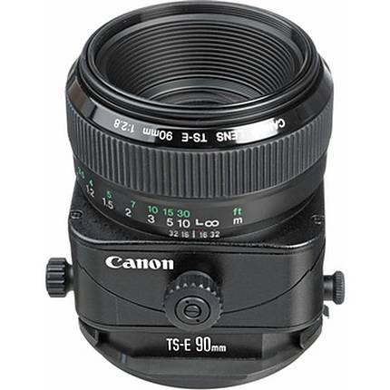 Canon TS-E 90mm f/2.8 Tilt-Shift Lens - Black