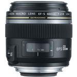 Canon EF-S 60mm f/2.8 USM Macro Lens - Black