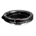 Canon Extension Tube EF 12 II for EF, EF-S and TS-E Lenses - Black