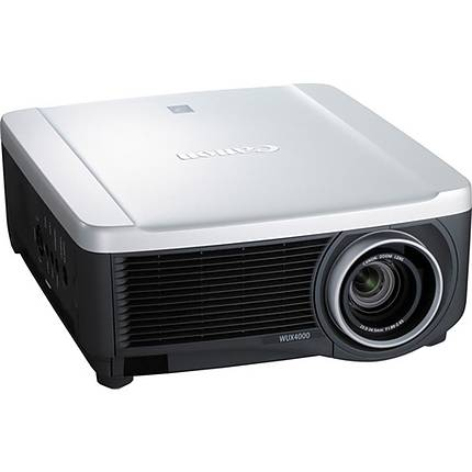 Canon REALiS WUX4000 D Medical Education and Training Projector (White)
