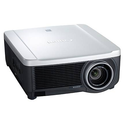 Canon REALiS WUX5000 Multimedia Projector (Silver)
