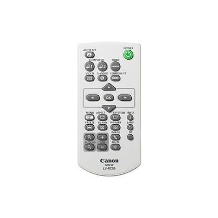 Canon Remote Controller LV-RC05 for the LV-8235 UST