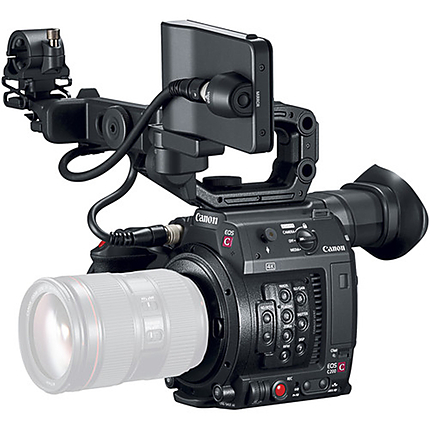 Canon EOS C200 Cinema Camera (EF-Mount)