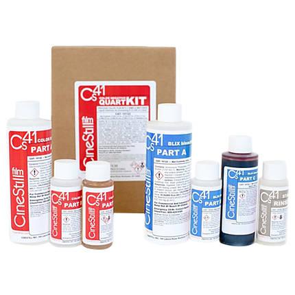 Cinestill Cs41 Color Simplified Liquid Developing Quart Kit
