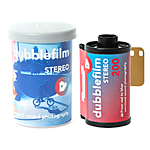 dubblefilm Stereo ISO 200 35mm 36exp C-41