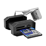Delkin BLACK USB 3.0 Rugged Multi-Slot Reader