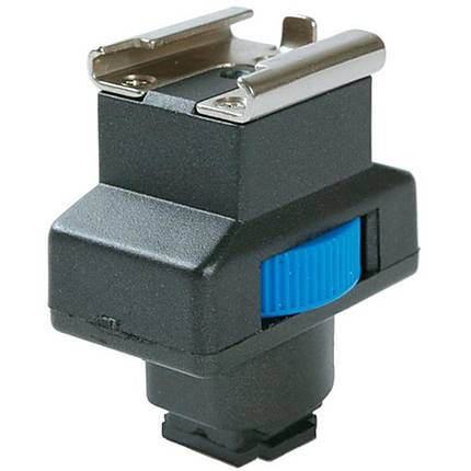 DLC DL-0417 Locking Shoe Adpater For Canon Camcorders (Medium Height)