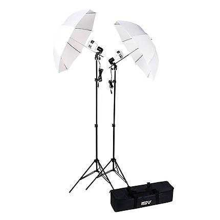 Smith victor KT750LED 2-light umbrella kit