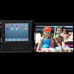 Portfolio Style iPad Case with Stand