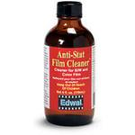 Edwal 4 Oz. Anti-Stat Film Cleaner (Liquid)