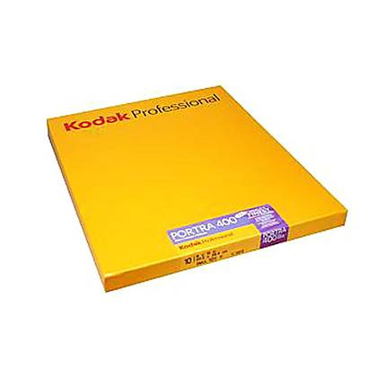 Kodak Portra 400 8x10 10 sheets Professional Film (replaces 400NC  and  400VC)