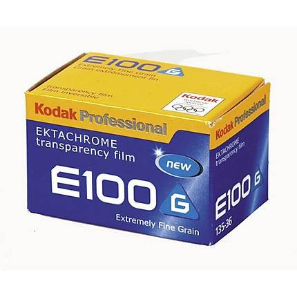 Kodak E100G 135-36 (100ASA)