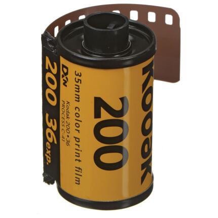 Kodak GB-135-36 BOXED (200ASA)  GOLD