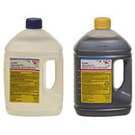 Kodak Ektacolor RA Bleach-Fix  and  Replenisher - Makes 10 Liters