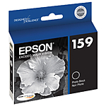 Epson 159 UltraChrome Hi-Gloss 2 Photo Black Ink Cartridge for R2000
