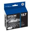 Epson 157 UltraChrome K3 Photo Black Ink Cartridgeridge for Stylus Photo R30