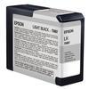Epson T580700 UltraChrome K3 Light Black Ink 80ml for Stylus Pro 3800, 3880