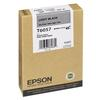 Epson T6057 UltraChrome K3 Light Black Ink 110ml for Stylus Pro 4880