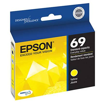 Epson Yellow Ink for Workforce 600