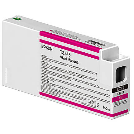 Epson Ultrachrome HD Vivid Magenta Ink Cartridge (350 ML)