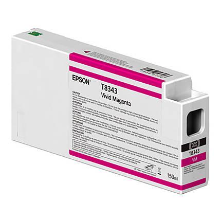 Epson Ultrachrome HD Vivid Magenta Ink Cartridge (150 ML)