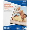 Epson 8.5x11 In. Premium Glossy Photo Paper - 25 Sheets