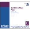 Epson 8.5x11 Exhibition Fiber Paper - 25 Sheets