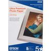 Epson 4x6 Ultra Premium Glossy Photo Paper - 100 Sheets