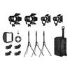Fiilex K411 Lighting Kit (2x-P360, 2x-P180E)