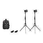 Fiilex S282 All-Weather 2-Light Mini Interview Kit