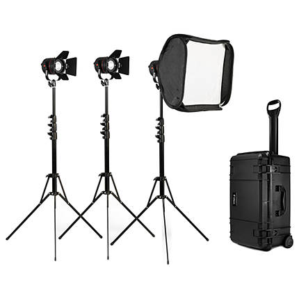 Fiilex K301 Lighting Kit (3x-P360)