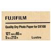 Fujifilm 5x213 DX100 Inkjet Paper Lustre for Frontier-S DX100 Printer