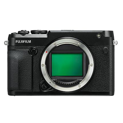 Fujifilm GFX 50R Medium Format Mirrorless Camera Body (Black)