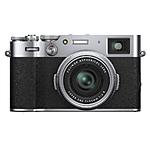 FUJIFILM X100V Digital Camera (Silver)