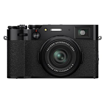 FUJIFILM X100V Digital Camera (Black)