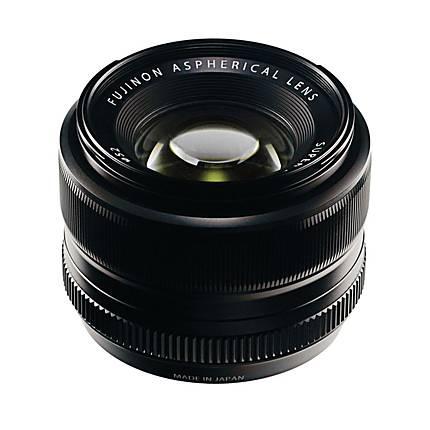 Fujifilm Fujinon XF 35mm f/1.4 R Standard Lens - Black
