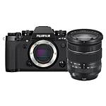 Fujifilm X-T3 Body w/ XF16-80mm F4 R OIS WR Lens Kit - Black