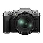 Fujifilm X-T4 Mirrorless Digital Camera with XF16-80mmF4 Kit (Silver)