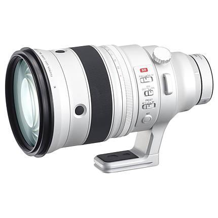 Fujifilm Fujinon XF200mm F2 R LM OIS WR Lens w/XF1.4X TC F2 WR Kit
