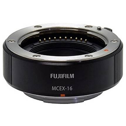 Fujifilm MCEX-16 16mm Extension Tube for Fujifilm X-Mount