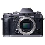 Fujifilm X-T1 16.3MP Mirrorless Digital Camera (Body Only) -Graphite Silver